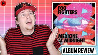 Foo Fighters - Medicine At Midnight | Album Review
