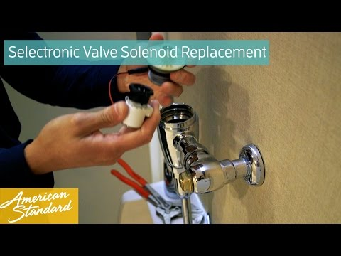 How To Replace A Selectronic Valve Solenoid