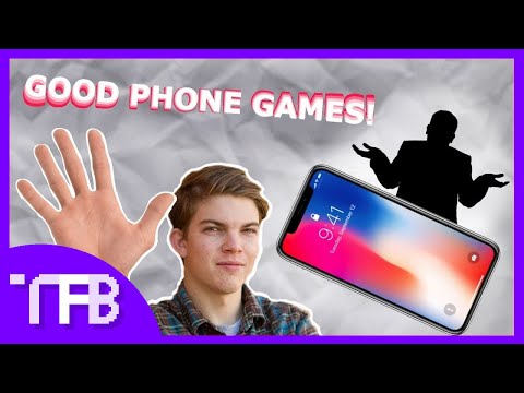 Five Mobile Games That Are Actually Good