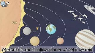 Repeat youtube video Solar System & Planets- Lesson for kids