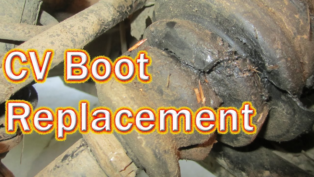 diy polaris sportsman 500 cv boot replacement how to replace a rear inner cv boot on an atv [ 1280 x 720 Pixel ]