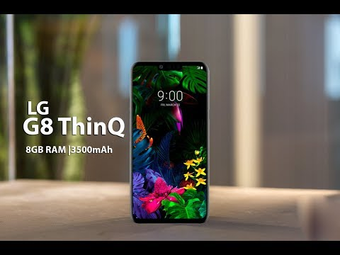 LG G8 ThinQ | New Smartphone - 2019