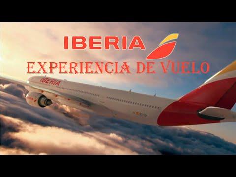 Experiencia De Viaje IBERIA Madrid  + Requisitos Para Viajar A Europa