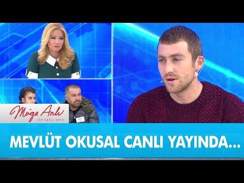 Ablasını öldürdüğü iddia edilen Mevlüt canlı yayında - Müge Anlı ile Tatlı Sert 1 Şubat 2019