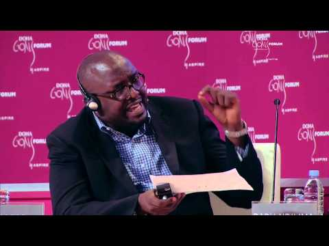 Doha GOALS 2014: Debate: Africa's Moment