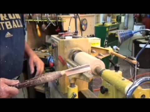Wood Lathe Safety:  WYOMINGWOODTURNER