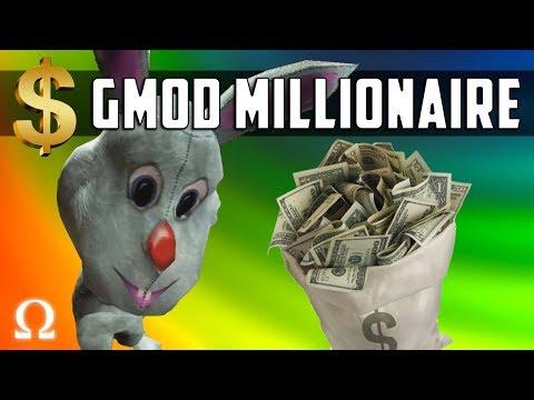WHO WANTS TO BE A (GMOD) MILLIONAIRE?! | GMOD Sandbox Game Show Ft. Delirious, Marcel, Nogla, Vanoss