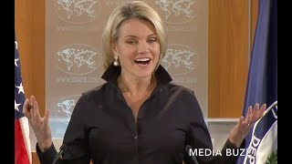 Heather Nauert State Department Press Briefing 11/17/17