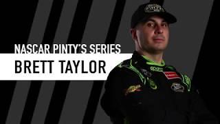 BRETT TAYLOR - NASCAR Pinty's Series