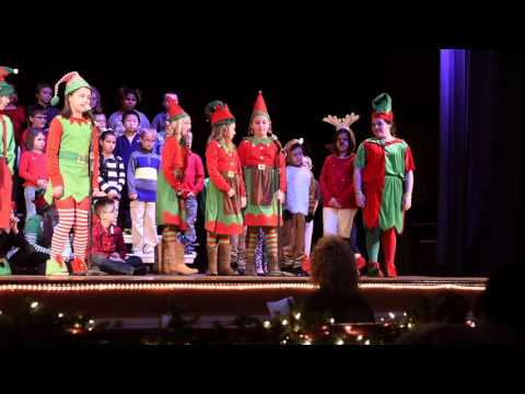 2015 Logan Elementary School Christmas Program - 3rd & 4th Grade