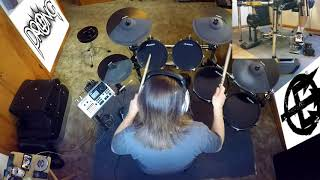 Prong-Soul Sickness (Drum Cover)