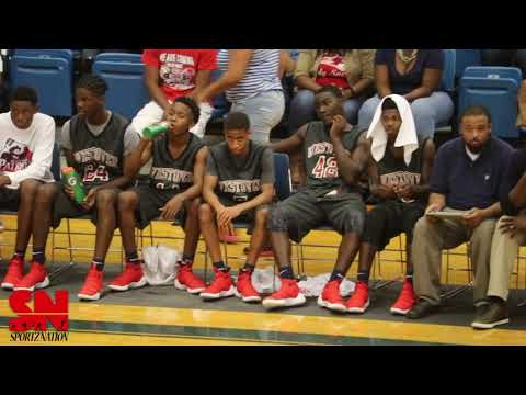 Westover at Dougherty (2017 High School Basketball)