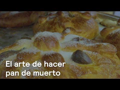 Retratos de México: El arte de hacer pan de muerto - Matutino Express