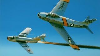 Jäger der Lüfte Kampfjets über Korea