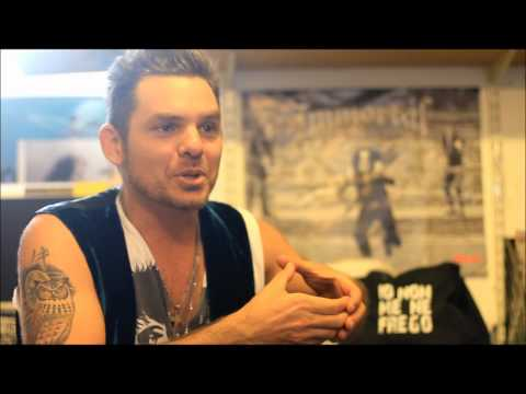 Michael Miley of Rival Sons Interview Summer 2012