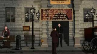 Case Of The Rose Tattoo (part 2 game walkthrough)