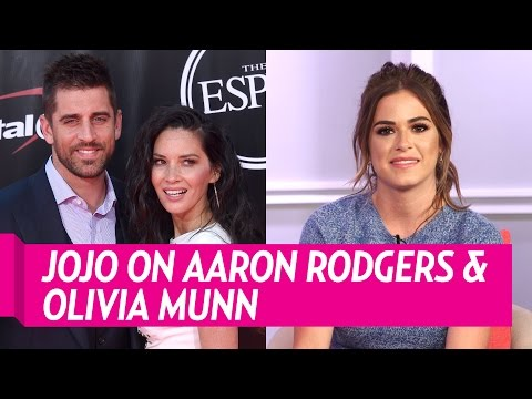 JoJo Fletcher Reflected on Aaron Rodgers' Family Drama One Day Before Olivia Munn Split