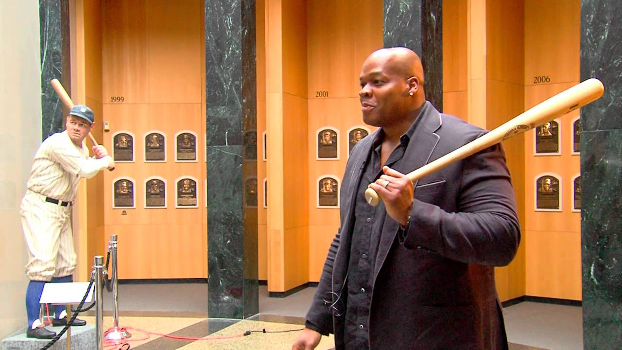 Frank Thomas Talks Swing Mechanics - Pointers from the ...