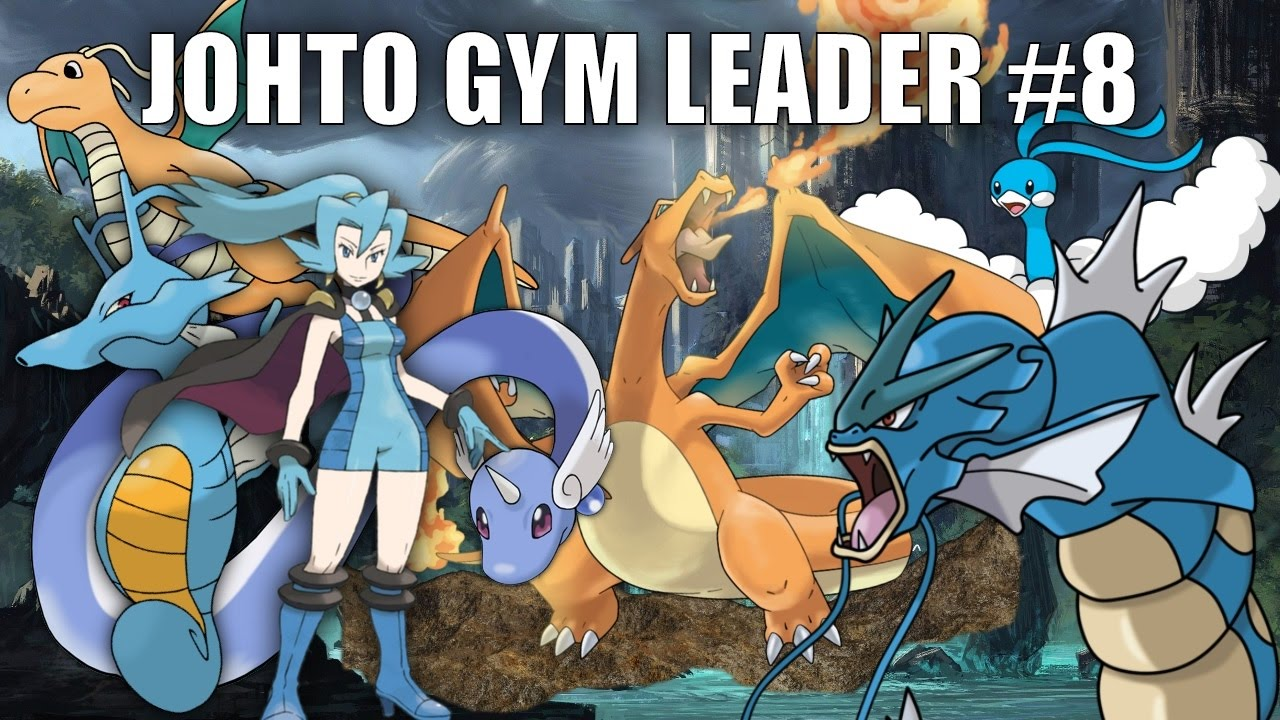 Johto gym leader 8 clair pokemon battle revolution for Gimnasio 8 pokemon reloaded