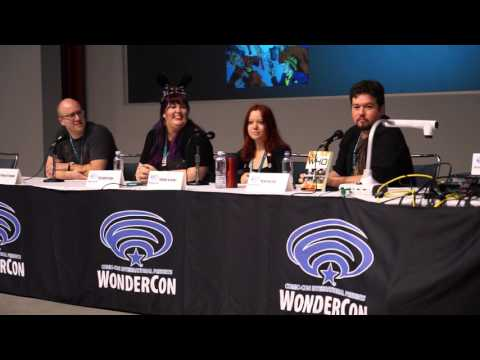 WonderCon 2016 - Who Created Wonder Woman, the lie detector? 20160327104038.m2ts