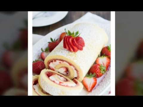 un-gâteau-roulé-aux-fraises
