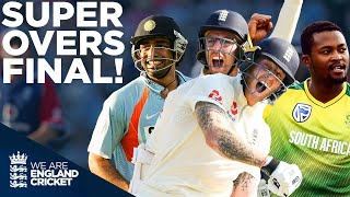 Headingley Heroics, Unbelievable Uthappa, South Africa Final Over Drama! | The Very Best Super Overs