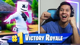 MARSHMELLO KONCERT EVENT! - FORTNITE DANSK