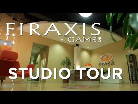 STUDIO TOUR: Firaxis Games - Home of Sid Meier, Civilization, and XCOM: Enemy Unknown