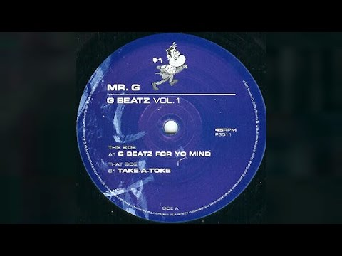 Mr. G - G Beatz For Your Mind (PG011)