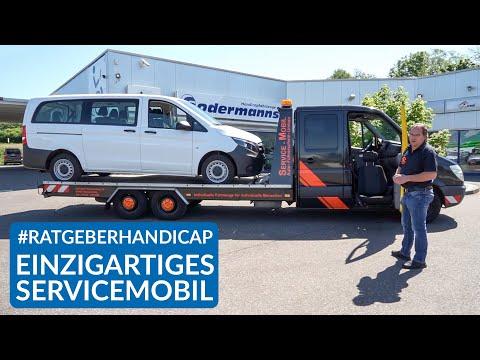 Ratgeber Handicap#33 Einzigartiges Servicemobil - Bundesweiter Hol- & Bringserive
