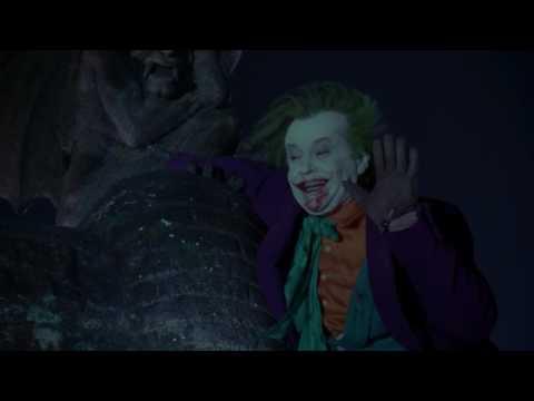 Batman vs Joker | Batman 1989 [Русские субтитры]