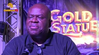 TADE OGIDAN IS BACK AFTER SEVEN YEARS WITH MOVIE TITLED 'GOLD STATUE'