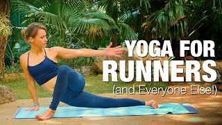 Yoga for Runners (and Everyone Else!) - Five Parks Yoga