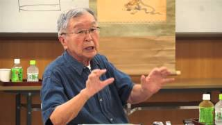 京橋の中村梅吉さんに聞く昭和  1.因習の時代に育った京橋老舗白木屋の跡継ぎ