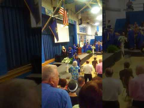 Clinton County High School graduation