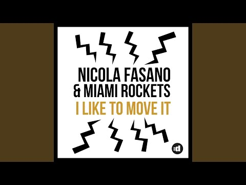 I Like to Move it (Radio Mix)