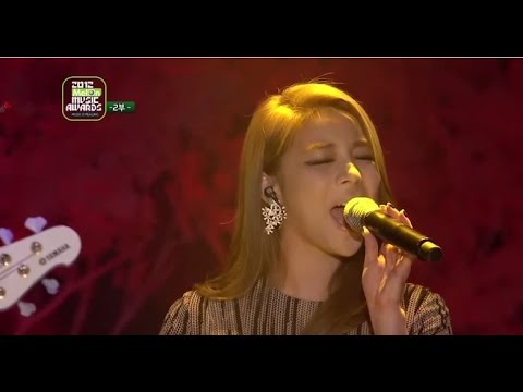 2012 MelOn Music Awards: HuhGak & Ailee허각&에일리