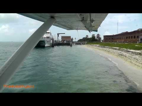 Seaplane - Key West to Dry Tortugas via Key West Seaplane Adventures