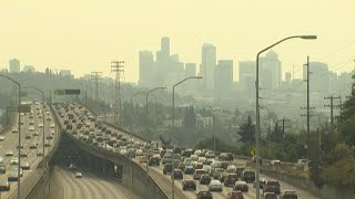 Puget Sound air quality back in unhealthy range