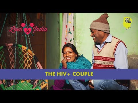 hiv dating india