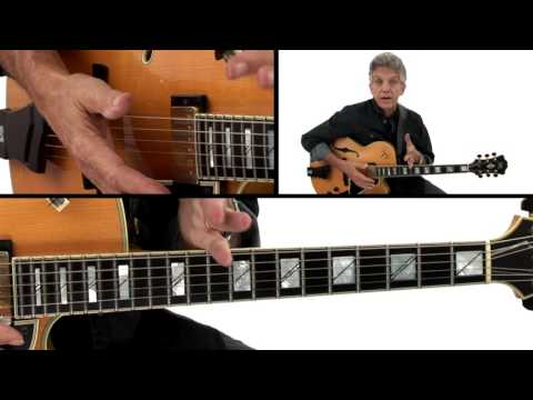 Jazz Harmony Guitar Lesson - Colorful Chord Extensions - Frank Potenza