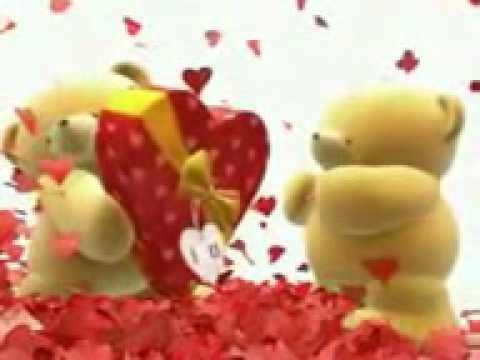 I Love You - Teddy Bear