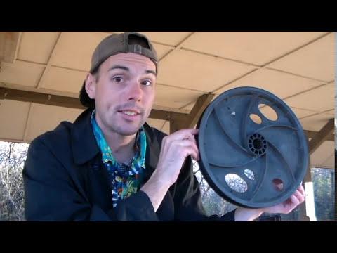 Inch Wheel Is Meter