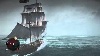 Assassin's Creed черный флаг немного наркомании :D
