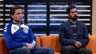 بامداد خوش - ورزشگاه - صحبت های احمد شاه عطایی و ذبیح الله صدیقی در باره تیم ملی هندبال