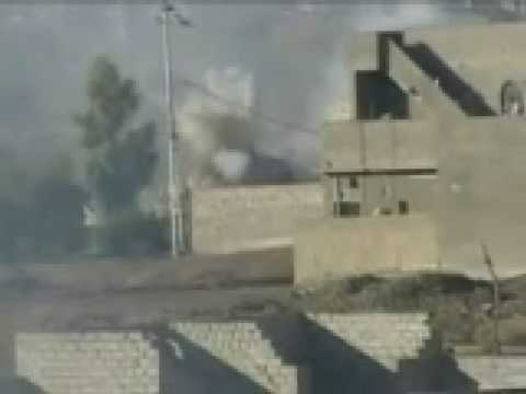 The Siege of Fallujah: Real footage