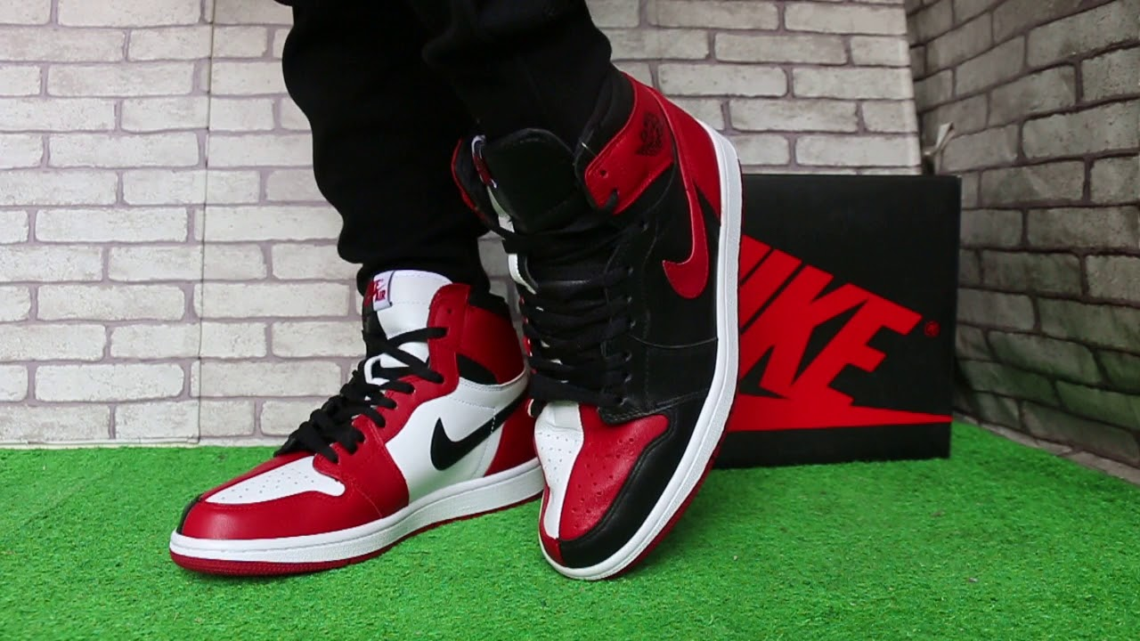 "more photos 438ec 28c15 Air Jordan 1 Retro High OG ""Homage To Home"""