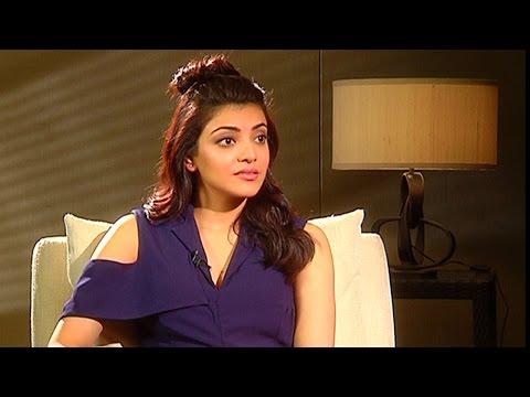 Kajal About Liplocks in Bollywood film Do...