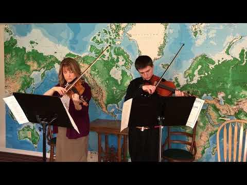 Passacaglia (Handel-Halvorsen) Violin-Viola duet