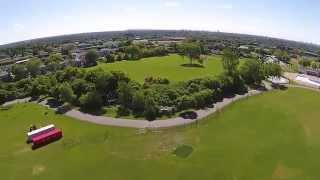 DJI Phantom2 vision plus Centre de la nature Laval Quebec